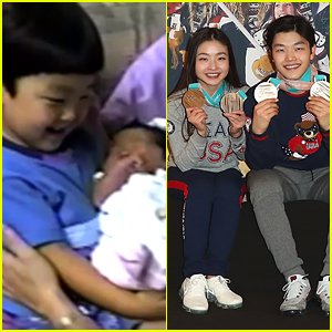 Olympic Bronze Medalists Maia & Alex Shibutani's Flashback Friday Video Will Make You Melt!