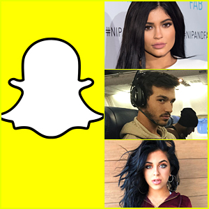 Baby Ariel, Jacob Whitesides & Kylie Jenner Join Scores of Others Who Absolutely Hate The Snapchat Update