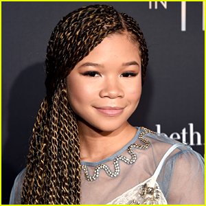 'A Wrinkle in Time's Storm Reid Was Inspired By This Magical Movie Growing Up