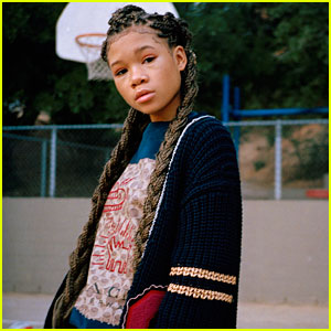 Storm Reid On 'A Wrinkle In Time': 'We're All Inspiring Girls of Color to See That They're Powerful'