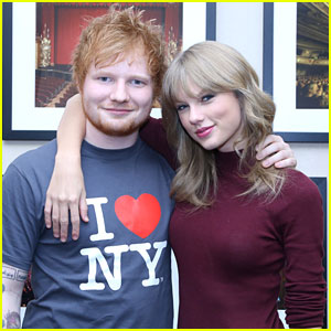Taylor Swift Teases Ed Sheeran in Funny Instagram Video - Watch Now!
