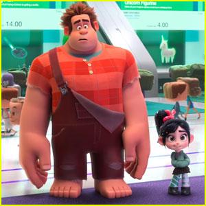 'Ralph Breaks the Internet: Wreck-It Ralph 2' Shares First Teaser Trailer - Watch It!