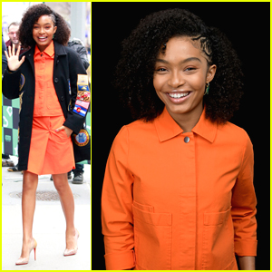 Yara Shahidi Reveals How The Transition To 'grown-ish' Actually Was For Her