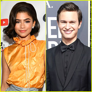 Zendaya & Ansel Elgort To Star In Upcoming Crime Thriller 'Finest Kind'