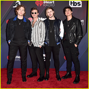 5 Seconds of Summer Perform at Fan Army Celebration Ahead of iHeartRadio Music Awards 2018