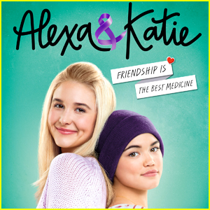 Netflix's 'Alexa & Katie' Premieres Tomorrow - Meet The Full Cast Here!