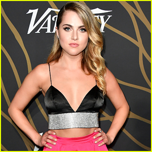 Anne Winters Gets Call From Eva Longoria After Being Cast in 'Grand Hotel' ABC Series