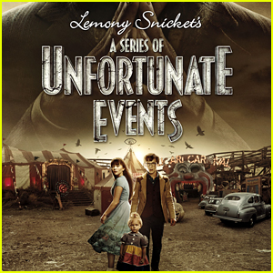 The Baudelaire Children Go To The Circus in New 'A Series of Unfortunate Events' Trailer - Watch Now!
