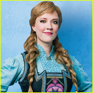 Patti Murin as Anna Sings 'True Love' in the New 'Frozen' Musical on Broadway!