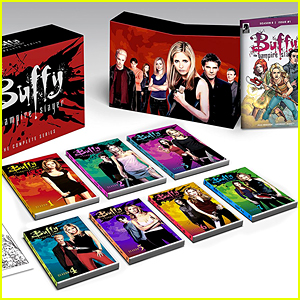 Win 'Buffy the Vampire Slayer' Complete Series on DVD!