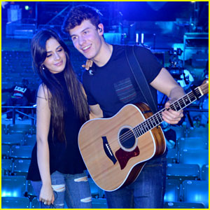 Camila Cabello Was the First Person to Hear Shawn Mendes' 'In My Blood'