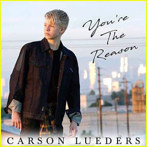 Carson Lueders 'You're The Reason' Stream, Download & Lyric Video!