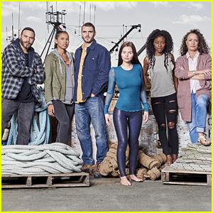 Who Stars in Freeform's 'Siren'? Meet The Full Cast!