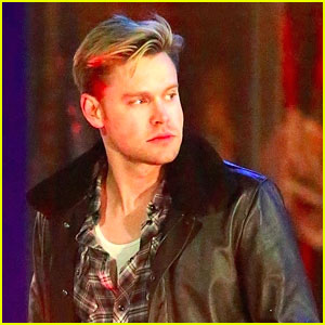 Chord Overstreet Grabs Dinner with Friends After Emma Watson Date