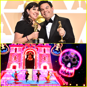 'Coco's Best Original Song Win at Oscars Makes Songwriter Robert Lopez a Double EGOT Winner