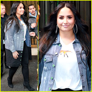 Demi Lovato Puts Her NYC Street Style on Display - See the Pics!