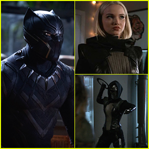 Here's How Dove Cameron's 'S.H.I.E.L.D.' Character Is Connected to 'Black Panther'