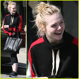 Elle Fanning Changed Her Entire Appearance When She First Went To Regular School