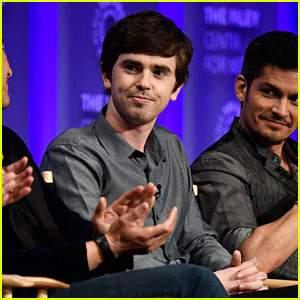 Freddie Highmore Opens Up About His 'Good Doctor' Character at PaleyFest