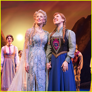 Broadway's 'Frozen' Releases New Pictures of Elsa, Anna & More of the Cast!