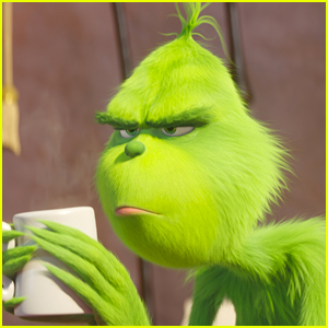 'The Grinch' Is Feeling Grumpy in Upcoming Movie - Watch the Trailer!