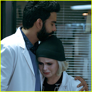 iZombie's Rose McIver & Rahul Kohli Dish On Whether We'll Find Out Who Stole the Cure