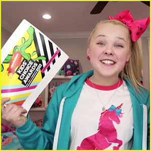 JoJo Siwa Is Honored To Be Nominated and Performing at the Kids' Choice Awards 2018