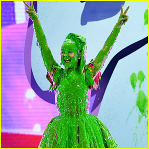 JoJo Siwa Got Majorly Slimed at the KCAs 2018 Tonight!