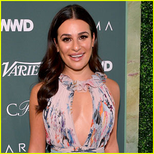 Is Lea Michele Secretly Illiterate? She Responds!