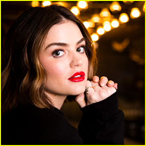 Lucy Hale Talks Why She Took A Step Back From Music For Now