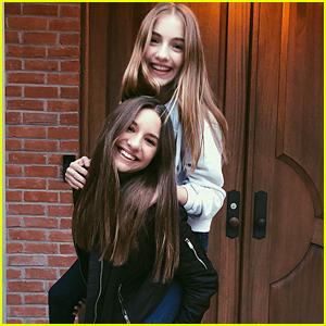 Mackenzie Ziegler & Lauren Orlando To Star in New Digital Series 'Total Eclipse' - Details!