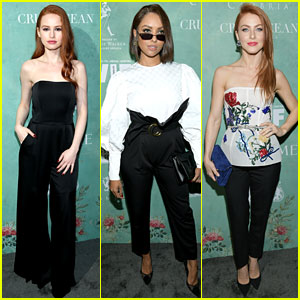 Madelaine Petsch, Kat Graham, & Julianne Hough Look Chic While Celebrating Female Oscar Nominees!