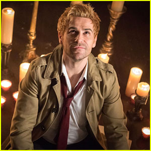 Matt Ryan Talks How Constantine Will Fit In With The Team On 'Legends of Tomorrow'