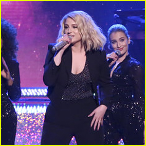 Meghan Trainor Sings 'No Excuses' on the 'Tonight Show' - Watch!