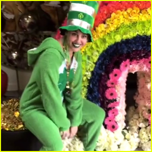 Miley Cyrus is Throwing Herself a St. Patrick's Day Party!