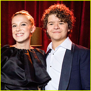 Millie Bobby Brown & Gaten Matarazzo Want Invites To Fan's Birthday Party