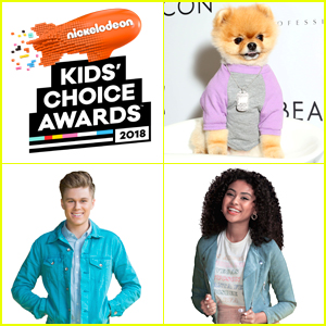 Kids' Choice Awards 2018: Announcing Favorite Instagram Pet Category! (Exclusive)