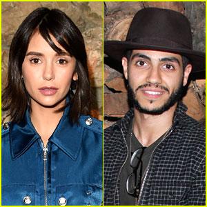 Nina Dobrev To Star In 'Run This Town' Alongside Aladdin's Mena Massoud
