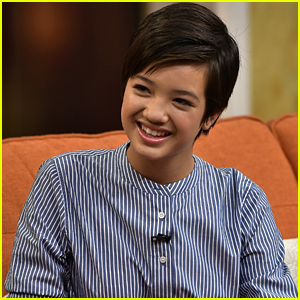 Andi Mack's Peyton Elizabeth Lee Will Now Respond To 'Andi' If You Call Her That