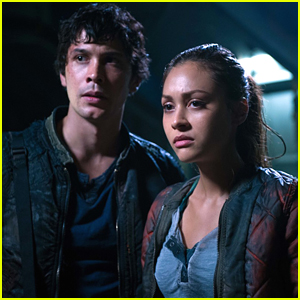 Lindsey Morgan Opens Up About Raven & Bellamy's Dependence On Each Other on 'The 100'