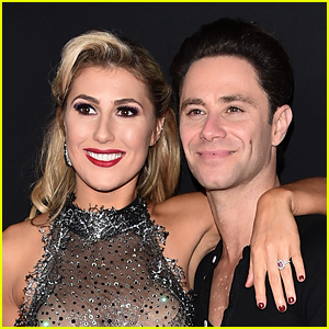 Dancing with the Stars' Sasha Farber & Emma Slater Are Officially Husband & Wife!