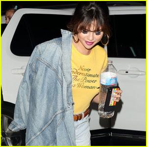 Selena Gomez Announces New 'Puma' Shoes For a Good Cause!