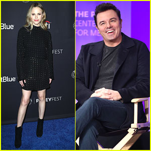 Halston Sage Talks 'The Orville' at PaleyFest LA 2018
