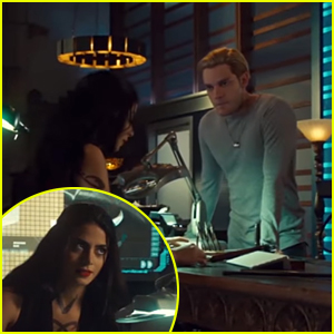 Isabelle Gives Jace Advice For A Date Night With Clary on 'Shadowhunters'