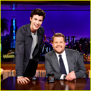 Shawn Mendes Tests His Nerves With a Game of 'Flinch' on 'James Corden' - Watch!