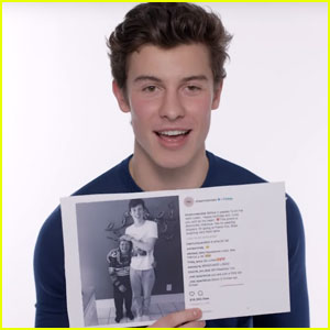 Shawn Mendes Reveals His Favorite Photo in the World!