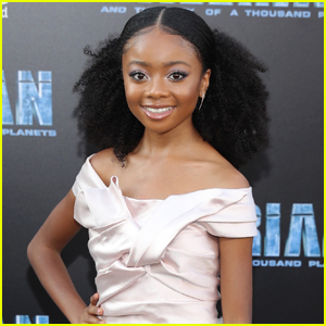 Skai Jackson Books New Role in Fox Pilot 'Our People'