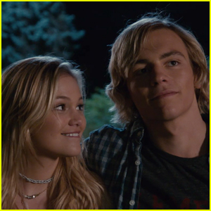 Ross Lynch Surprises Olivia Holt In The Best Way in 'Status Update' Clip (Exclusive)