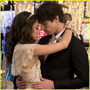 Meg DeLacy Opens Up About Brandon & Grace's Once in a Lifetime Love Story on 'The Fosters'