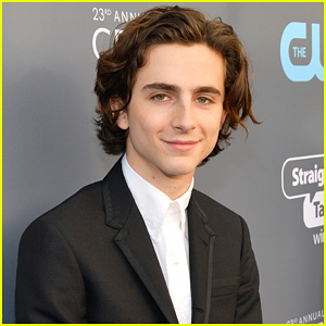 Here's How You Correctly Pronounce Oscar Nominee Timothee Chalamet's Name